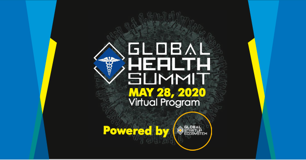 """In Response to Coronavirus Outbreak- Global Startup Ecosystem (GSE) Announces """"Global Health Summit"""" Virtual Edition with 25 Speakers and 1000 Digital"""